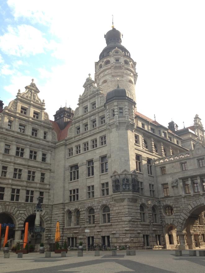 Leipzig City Hall