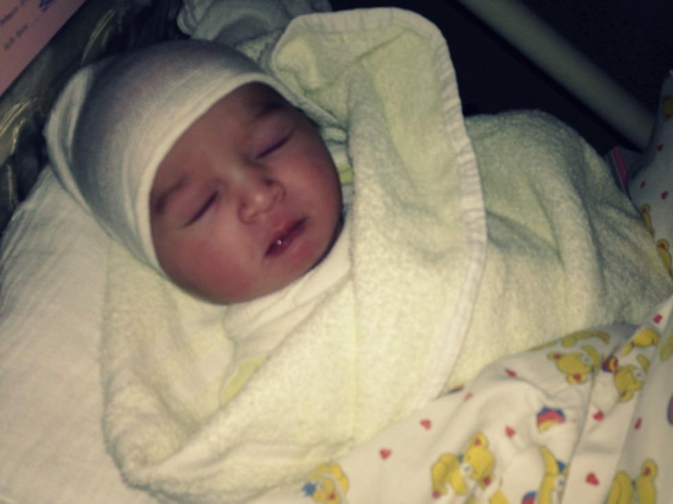 olivia first night