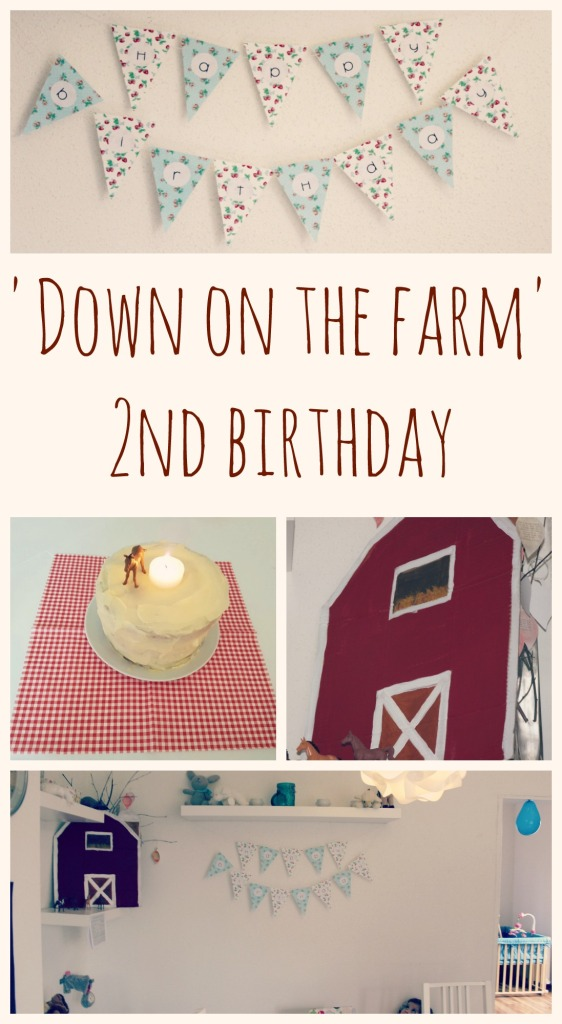 down on the farm turning two party