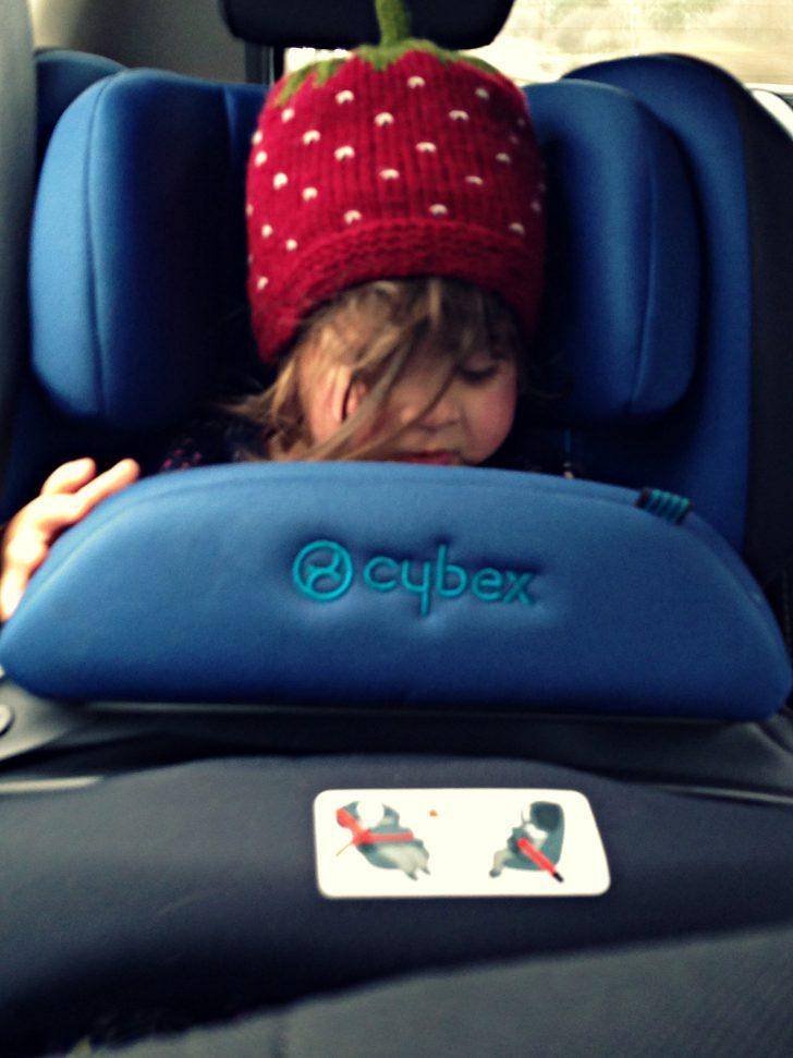 sleeping strawberry